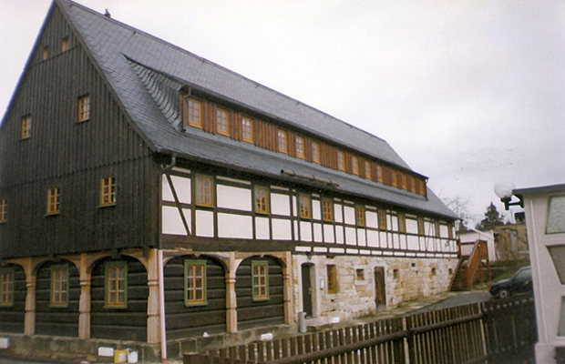 Fachwerkaus-Altendorf