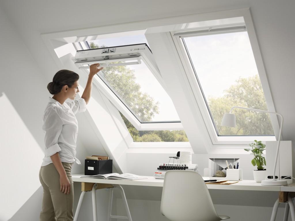 Velux Dachfenster Montage Thomas Krähe